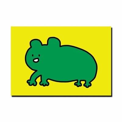[눙눙이] 개구리 옹석이 엽서