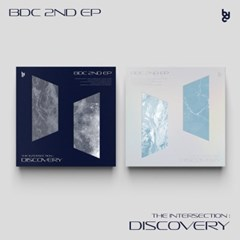 BDC - EP 2집앨범 [THE INTERSECTION : DISCOVERY] (세트)