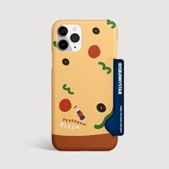 피자헉 카드수납 케이스-128
