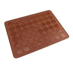 카페테리아 초콜릿 마카롱 48구 패드 1개