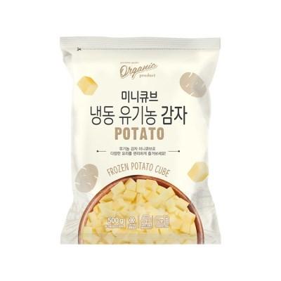 [ARDO] 냉동 유기농 감자 큐브 500g