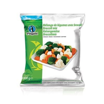 [그린야드] 냉동 브로콜리믹스 1kg x 1팩