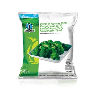 [그린야드] 냉동 브로콜리 1kg