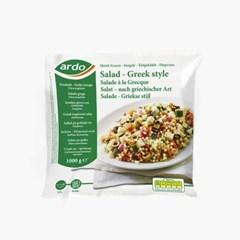 [ARDO] 냉동 그릭스타일 샐러드 1kg