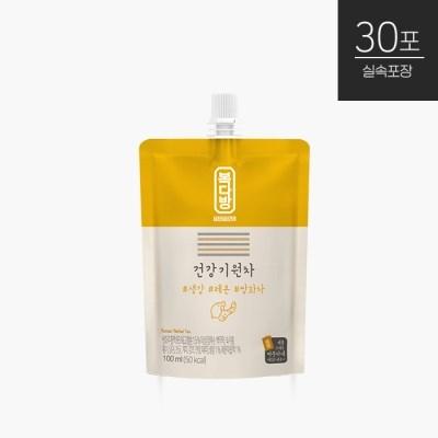 [자연원] 복다방 건강기원차 100ml(30포입) x 1박스/총30포