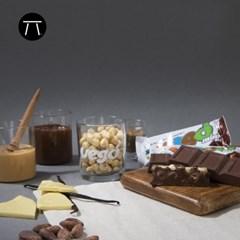 [비고] 미니 통헤이즐넛 유기농 초콜릿 65g