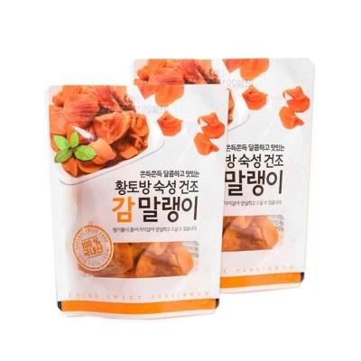 소백산 청결 자연간식 감말랭이 50g 16봉