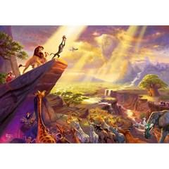 [3/8예약판매] 1000피스 직소퍼즐 - 라이온 킹 탄생