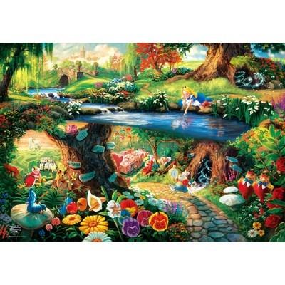1000피스 직소퍼즐 - 이상한 나라의 앨리스 환상