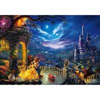 1000피스 직소퍼즐 - 미녀와 야수 달빛 속에서 왈츠
