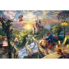 [3/8예약판매] 1000피스 직소퍼즐 - 미녀와 야수 사랑