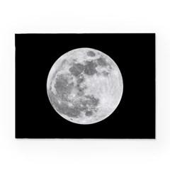 인테리어 패브릭 포스터_Black moon