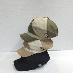 챙넓은 기본 꾸안꾸 데일리 헌팅캡 마도로스 모자