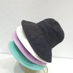 챙넓은 와이드 깊은 대두 꾸안꾸 버킷햇 벙거지 모자
