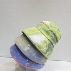 챙넓은 바이올렛 꾸안꾸 데일리 버킷햇 벙거지 모자