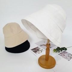 심플 기본 무지 데일리 꾸안꾸 버킷햇 벙거지 모자