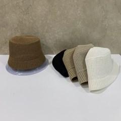 꾸안꾸 데일리 패션 대두 깊은 버킷햇 벙거지 모자
