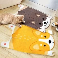 쁘띠 댕댕이 반려동물 매트