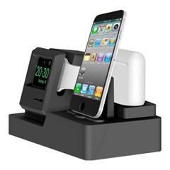 애플 아이폰 애플워치 에어팟 거치대 IDA-5610 올인원_(3305712)