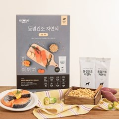 펫푸드궁 동결건조 자연식 연어 DOG (20*20개입)