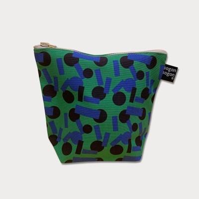 green jam pouch