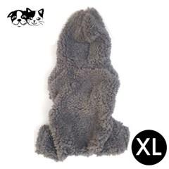 SK펫 보아털 올인원 XL 강아지 옷