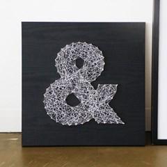 스트링아트 &(앤드) DIY 키트 (40x40cm)