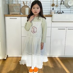 페) 소녀 아동 원피스