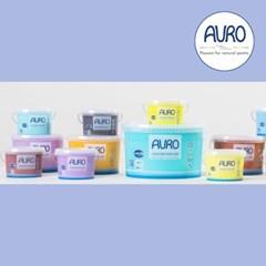 AURO 아우로 No.555 조색(블루계열) 2.5L(약23㎡시공)