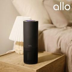 알로코리아 휴대용 무선 A8W 원룸 미니 공기청정기