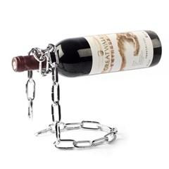 소믈리에 실버 체인 와인거치대 1개
