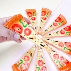 [맙소사잡화점] 냠냠 맛있는 피자 조각 볼펜 마그넷