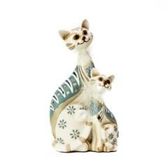 (kcrz116)두마리 화이트 고양이_(1504086)