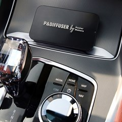 피앤디퓨저 천연 자동차 차량용방향제 12종