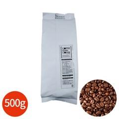 커피인커피 볶은 원두커피 빈 500g x 1봉