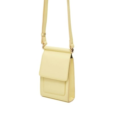 Bill minibag (Light Yellow) - S005LY