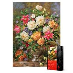 500피스 직소퍼즐 - 당신을 위한 꽃
