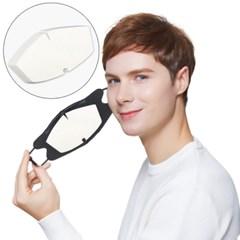 에어렉스 안경 김서림방지 필터교체형 마스크
