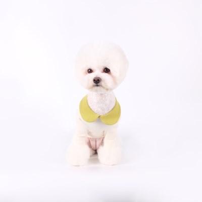 [T.크리미 티셔츠]creamy T_Ivory