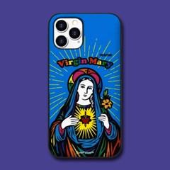 카드범퍼 케이스 - 성모마리아(Virgin Mary)