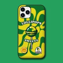 카드범퍼 케이스 - 롤리팝 애플(Lolipops Apple)