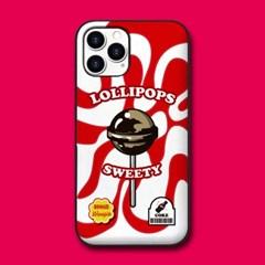 카드범퍼 케이스 - 롤리팝 콜라(Lolipops Coke)