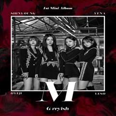 그레이시(G-reyish) - 미니1집 앨범 [M]
