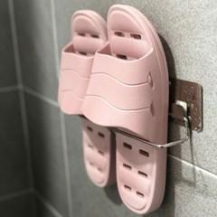 디아르 스텐 욕실화거치대 슬리퍼 실내화 거실화 거치대 정리대 꽂이