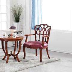 수입 엔틱가구 TR 25 베니스 엔틱 컬러 소파 겸용 의자