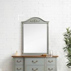 수입 엔틱가구 RG 12 그레이 벽걸이 거울