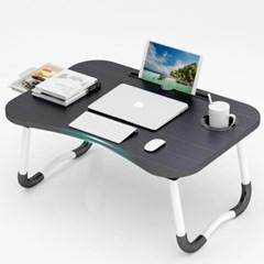 접이식 서랍형 베드트레이 1인 다용도 노트북 미니테이블