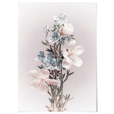 패브릭 포스터 F343 꽃 부케 감성 그림 액자 Bouquet