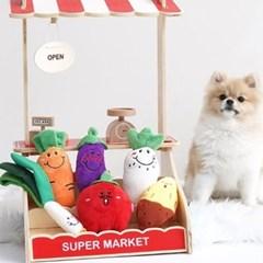 야채가게 간식놀이 장난감 (1개/색상임의 랜덤발송)_(764447)