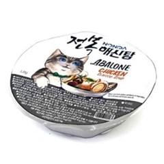 전복 해신탕 (고양이용) (1박스,120gX6개)_(764570)
